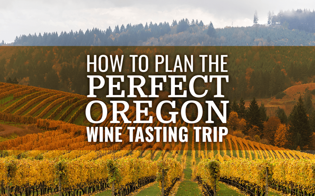 How to Plan the Perfect Oregon Wine Tasting Trip